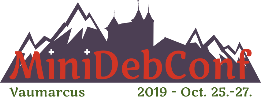 MiniDebConf Vaumarcus 2019 - Oct 25.-27.
